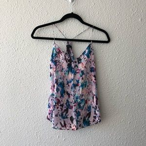 J.Crew Carrie Cami Size P00